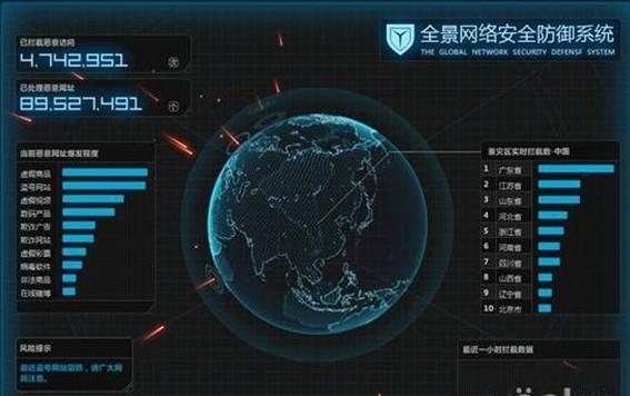 全景网络安全_腾讯电脑管家网络安全大数据时代来临